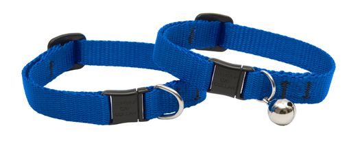 Cat Breakaway Collars In Solid Colors by Lupine