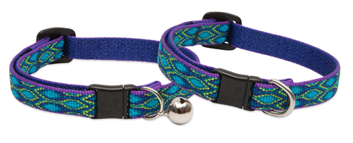 Cat Breakaway Collars In Patterns by Lupine