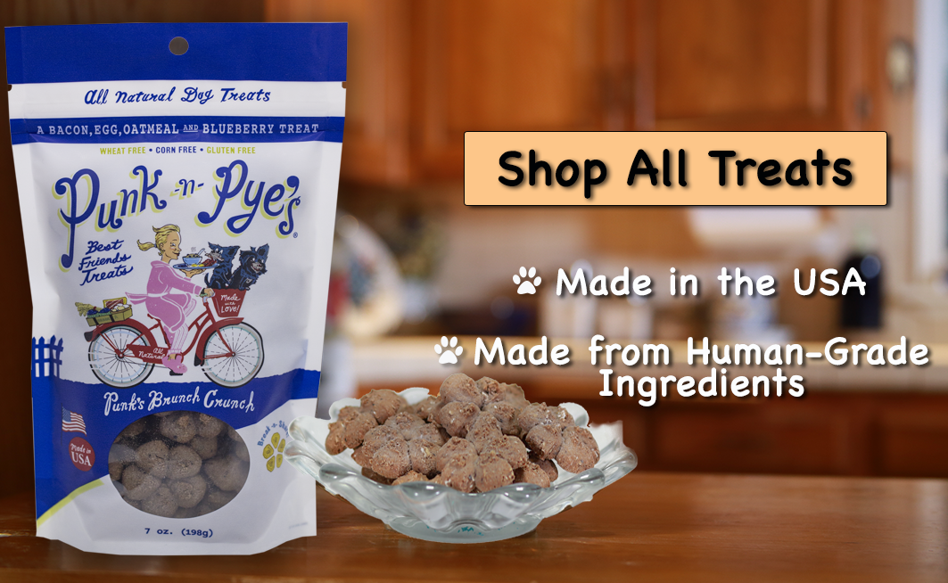 Punk-N-Pye's Dog Treats