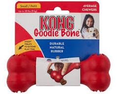 Dog Toy: Kong Goodie Bone Available in Three Sizes
