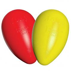 Dog Toy: Jolly Egg Available in (2) Colors