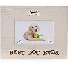 """Gifts: Picture Frame """"Best Dog Ever"""""""