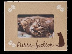 "Gifts: Picture Frame ""Purr-fection"""