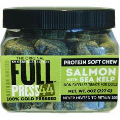 Treats: Cold Press 44 Salmon with Sea Kelp 8oz