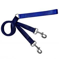 4-Configuration Freedom Training Leash: Matches Royal Blue Harn