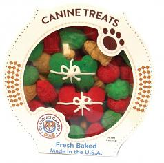 Holiday Treats: Holiday All Wrapped Up Gourmet Canine Treats