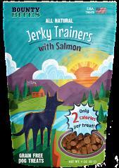 Treats: Jerky Trainers with Salmon