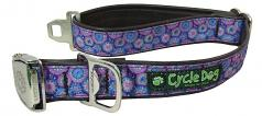 Cycle Dog: WaterProof Purple Tye Dye Collar