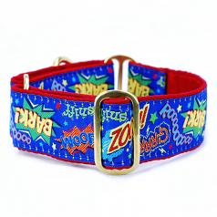 "Dog Collars:  Super Dog 1.5"" Wide"
