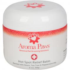 Spa:  Aroma Paws Hot Spot Balm