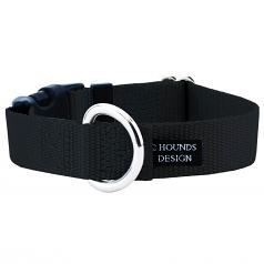 "Dog Collars:  Clip 1"" Width for dogs 30lbs and Larger"