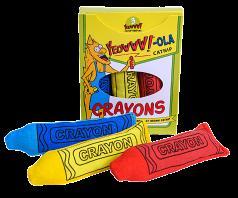 Cat Toy:  Yeowww!-ola Catnip Crayons