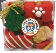 Holiday Treats:  Max's Munch Gourmet Canine Treats