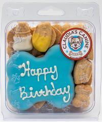 Birthday Boy Gourmet Canine Treats