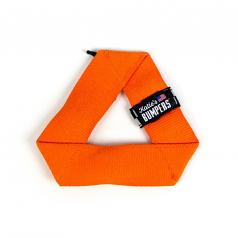 Dog Toy:  Katie's Bumpers Frequent Flyer Triangle, Small, Available in 3 Colors