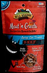 Cat Treats: Meat 'N Greets Beef