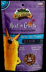 Cat Treats: Meat 'N Greets Duck
