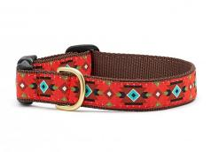 "Dog Collars: 5/8"" or 1"" Wide Sedona Clip Collar"
