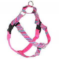 """Earthstyle """"Back to the 80's"""" Freedom No-Pull Harness"""