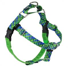 Earthstyle Electric Green Freedom No-Pull Harness
