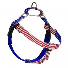 Earthstyle Star Spangled Freedom No-Pull Harness
