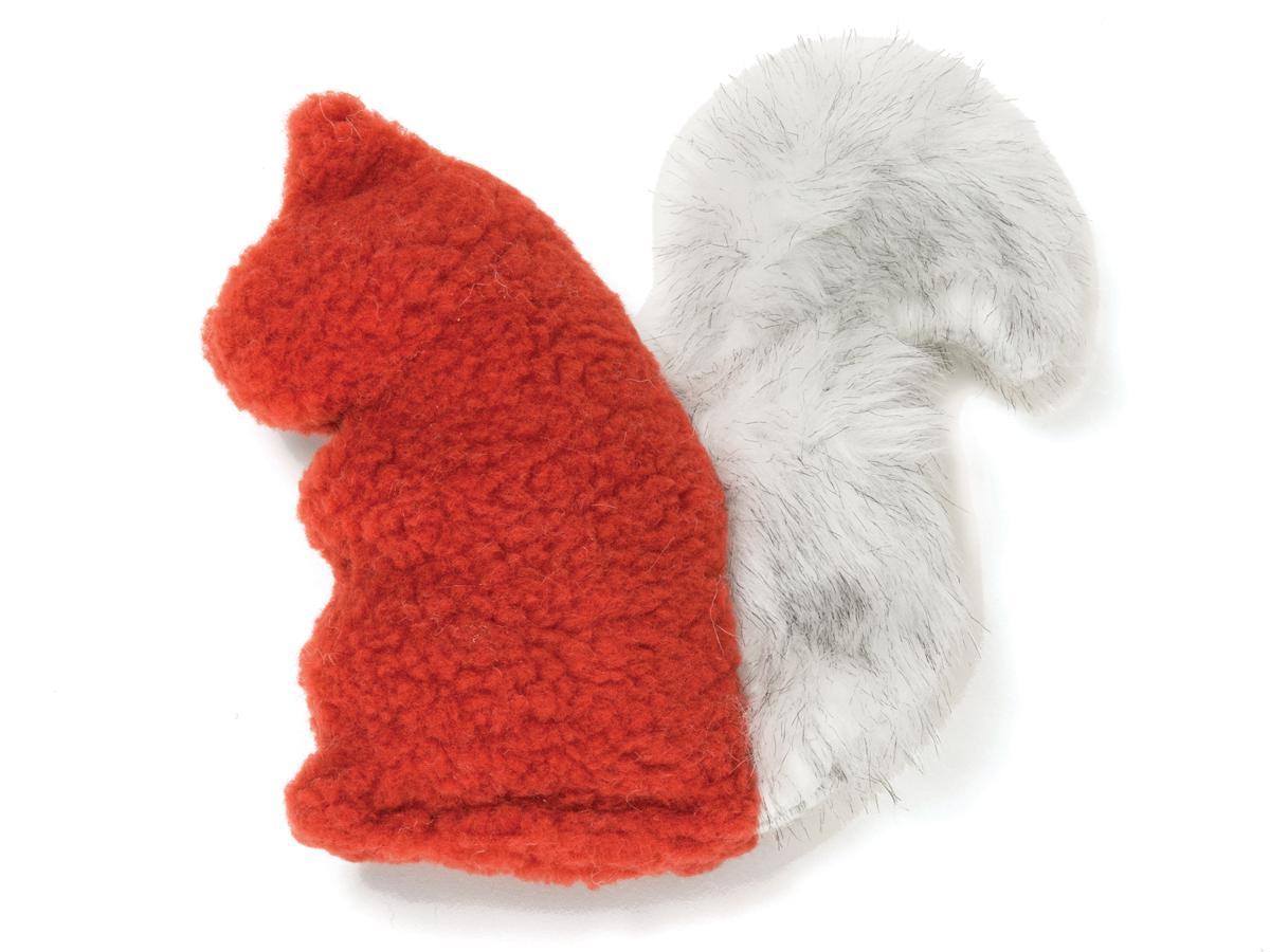 Dog Toy: Sequoia Squirrel Squeaker Toy
