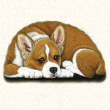 Pupper Weight Corgi: Soft Weighted Fabric Beanie