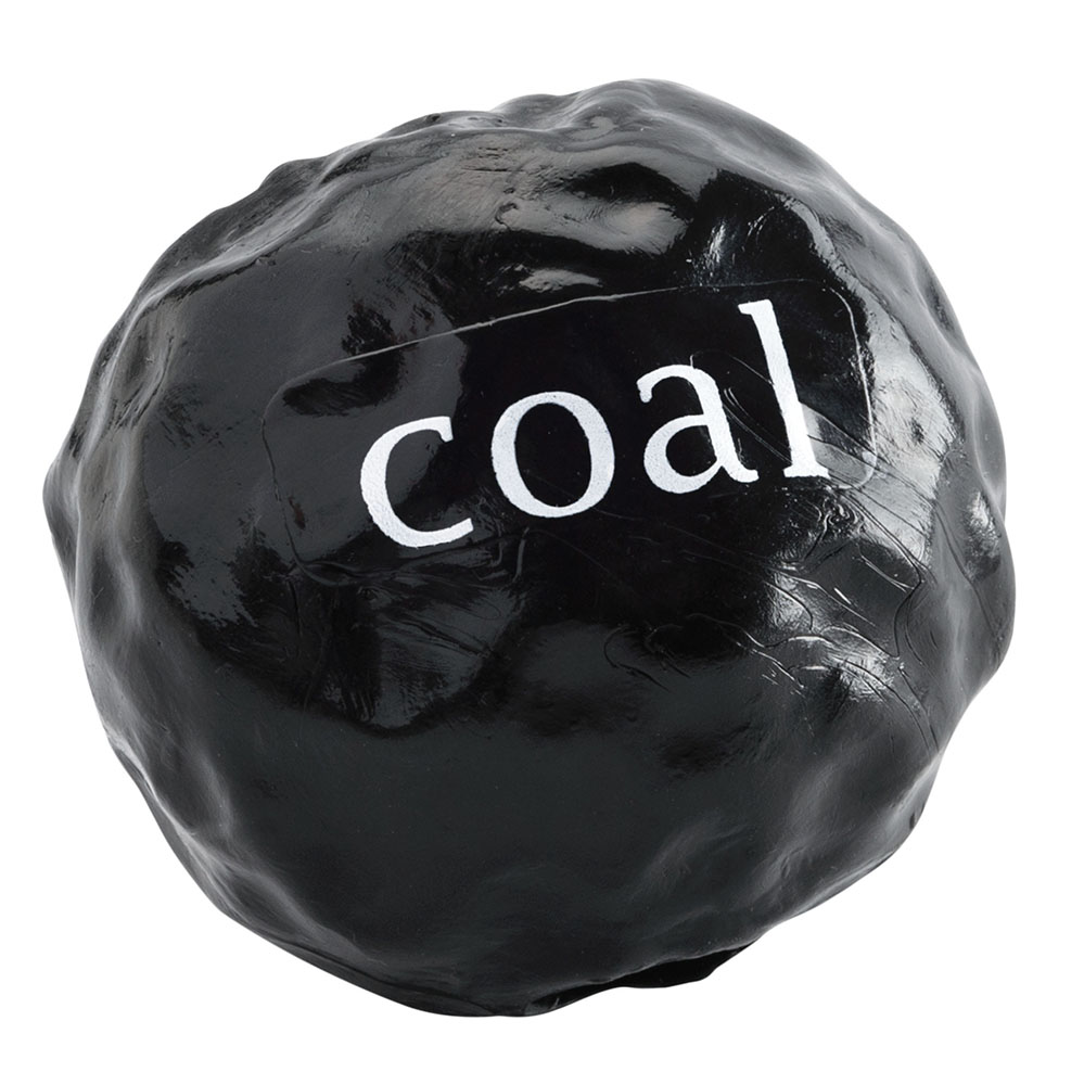 Dog Toy: Coal Ball