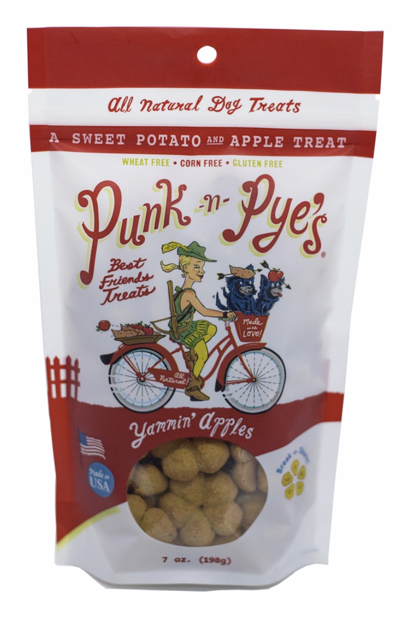Dog Treat- Punk-n-Pyes Jammin' Apples