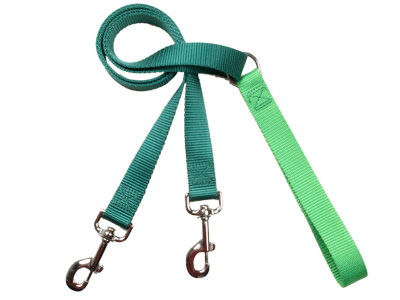 4-Configuration Freedom Training Leash: Matches Neon Green Harn