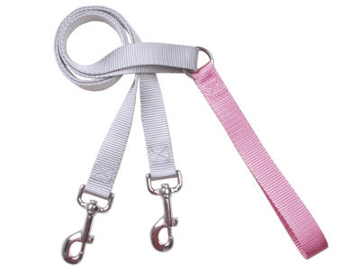 4-Configuration Freedom Training Leash: Matches Rose Harness