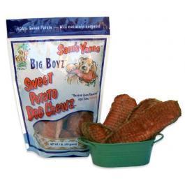 Chews: Vegan Big Boyz 100% Sweet Potato