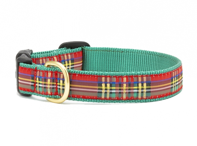 Up Country Christmas Dog Collars