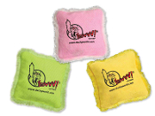 Cat Toy: Yeowwww Pillow Organic Catnip Toy