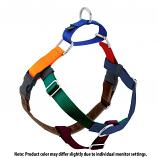 "KALEIDOSCOPE ""Boy/Earth"" Tones Multi-colored Freedom No-Pull Harness"