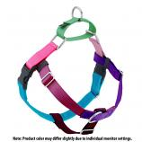 "KALEIDOSCOPE ""Girl"" Multi-colored Freedom No-Pull Harness"