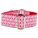 "Dog Collars:  Day in the Park 1.5"" Wide"