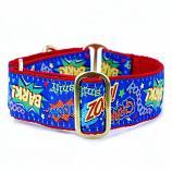 """Dog Collars:  Super Dog 1.5"""" Wide"""