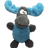 Dog Toy:  Cycle Dog Duraplush Moose Dog Toy