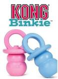 Dog Toy: Kong Binkie Blue or Pink Size Small or Medium