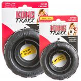Dog Toy: Kong Traxx Available in Two Sizes