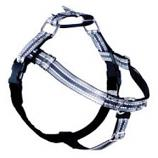 Reflective Black Freedom No-Pull Harness
