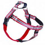 Reflective Red Freedom No-Pull Harness