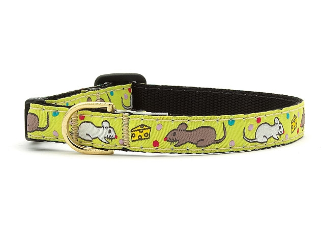 Up Country Cat Collar: Say Cheese